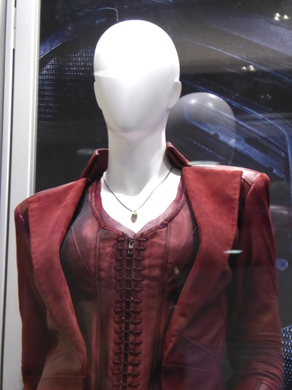 Scarlet Witch corset costume Captain America Civil War