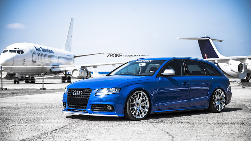 One Car: Audi A4 Avant and more airplanes
