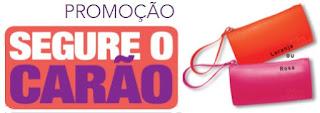 Promoção Avon 2017 Segure o Carão Mini Bolsa Exclusiva