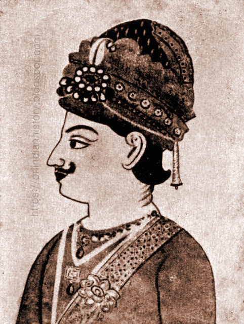 Tipu Sultan in Youth