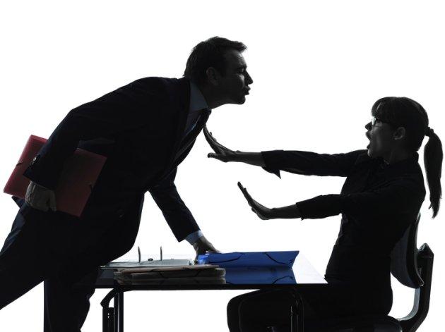 Gangguan Seksual Di Tempat Kerja