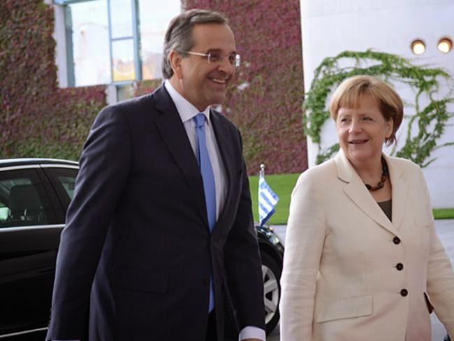 Συνάντηση Σαμαρά - Μέρκελ: Απογοήτευσε ο πρωθυπουργός!