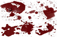 blood brushes photoshop