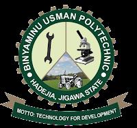 Binyaminu Usman Polytechnic Academic Calendar 2017/2018 Published Online