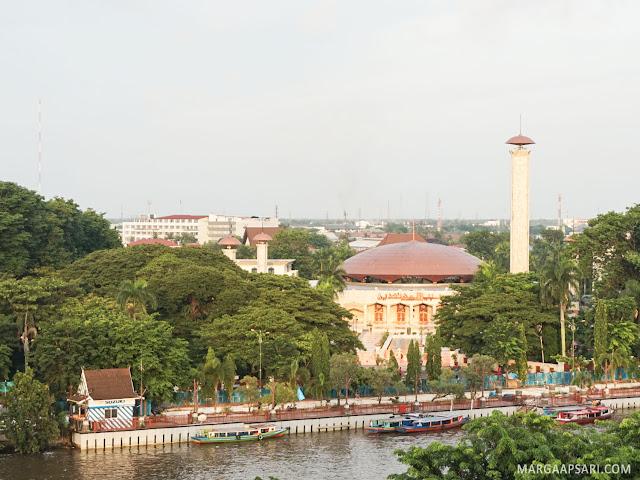 Masjid Sabilal Muhtadin Banjarmasin