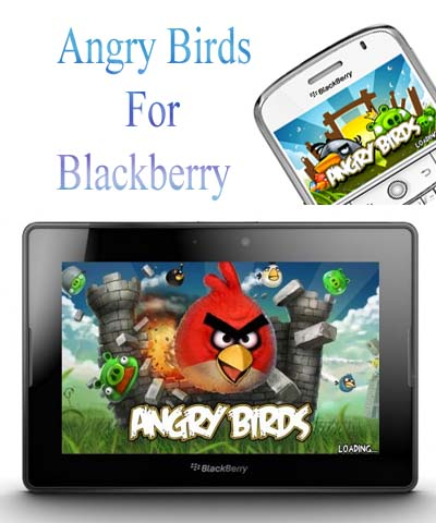 Game Angry Birds Untuk Blackberry