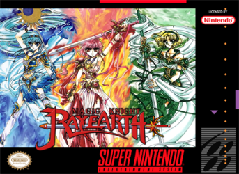 Magic Knight Rayearth - SNES [Em Português - Download]