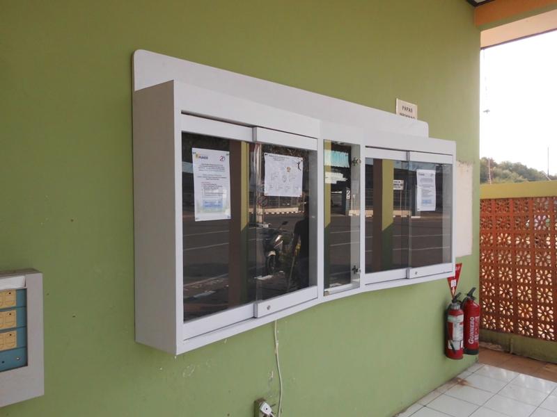 Desain Unik dan Terbaru untuk Papan Pengumuman Unik - Desain Furniture Semarang