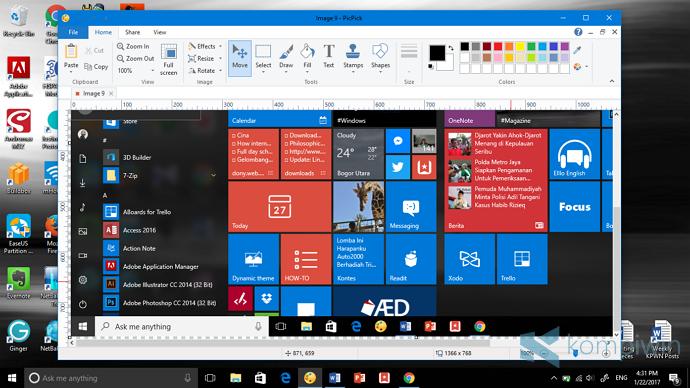 picpick aplikasi untuk mengambil screenshot terbaik di pc laptop