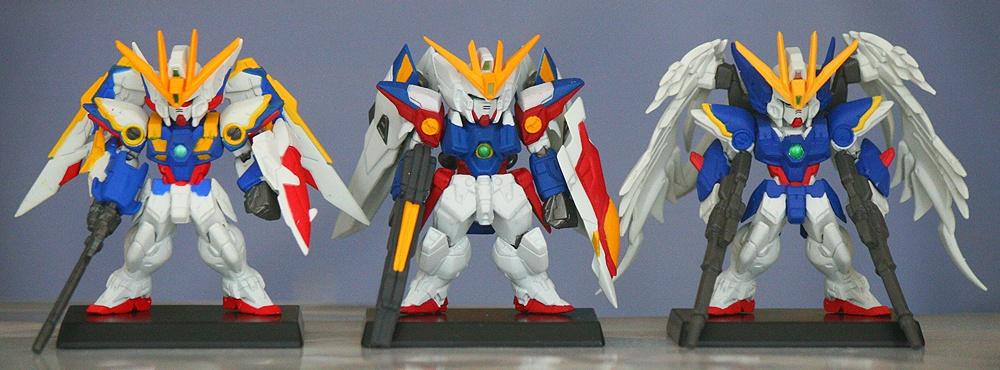 12+ Gundam Wing Zero Vs Altron Images