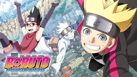 Boruto: Naruto Next Generations Episódio 45 -