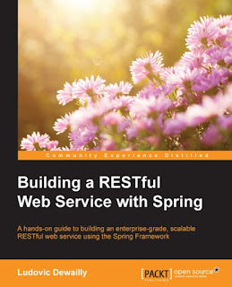 3 Books to learn RESTful Web Services using Spring and Java