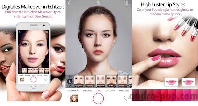 Aplikasi Foto+MakeUp Khusus Cewek Download Disini