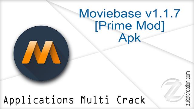 Moviebase v1.1.7 [Prime Mod] Apk