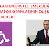 Maliye Bakanı Engelli Emekliliğiyle ilgili çok önemli soruyu cevapladı