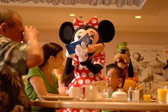 Cítricos Princesses  Breakfast Brunch  Disney's Grand Floridian Resort & Spa