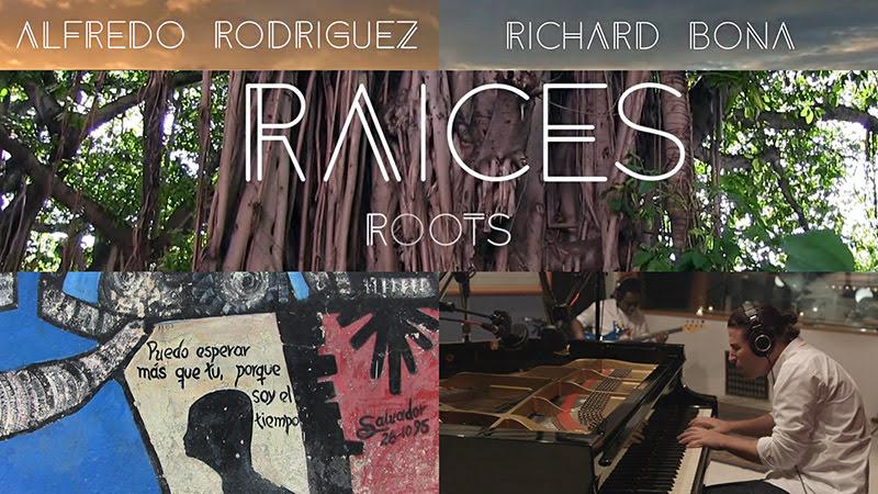 Alfredo Rodríguez y Richard Bona - ¨Raíces / Roots¨ - Videoclip. Portal del Vídeo Clip Cubano