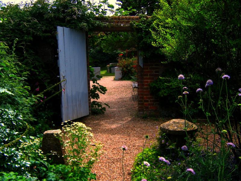 Beroemd Tuindesign: Engelse tuinen ze blijven prachtig OT07