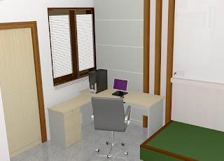 Meja Dosen - Meja Pimpinan Rapat - Interior Ruang Rapat