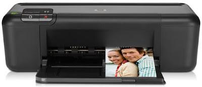 HP Deskjet D2660 Driver Printer Download