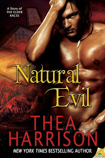 Book Cover Natural Evil by Thea Harrison