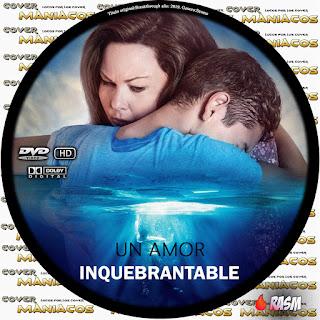 GALLETA UN AMOR INQUEBRANTABLE - BREAKTHROUGH - 2019 [COVER DVD]