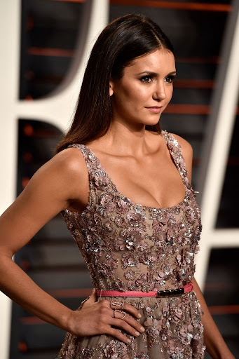 Nina Dobrev – 2016 Vanity Fair Oscar Party Red Carpet Dresses
