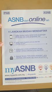 Daftar online untuk asb