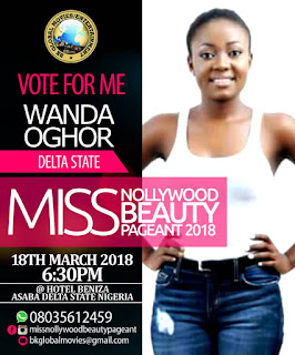 Miss Nollywood 2018, Vote for Miss Nollywood 2018 Beauty Pageant (See Contestants), Latest Nigeria News, Daily Devotionals & Celebrity Gossips - Chidispalace