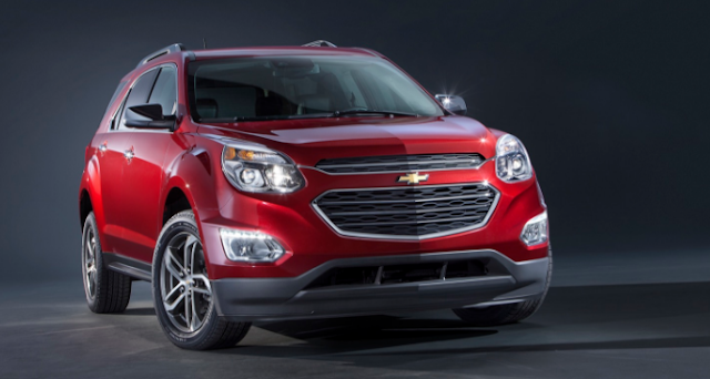 2017 Chevrolet Equinox Design