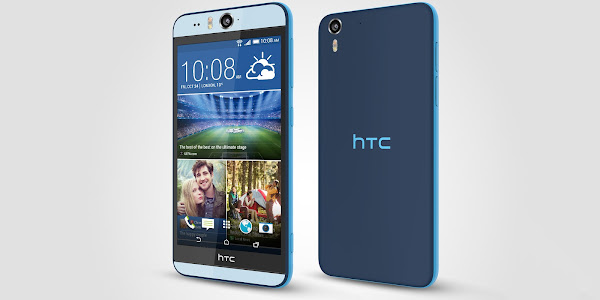 HTC Desire EYE - Video Review