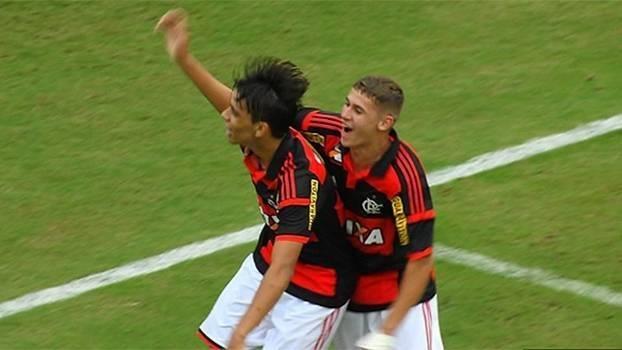 CRB x Flamengo AO VIVO 07/04/2017 - Copa do Brasil Sub-20