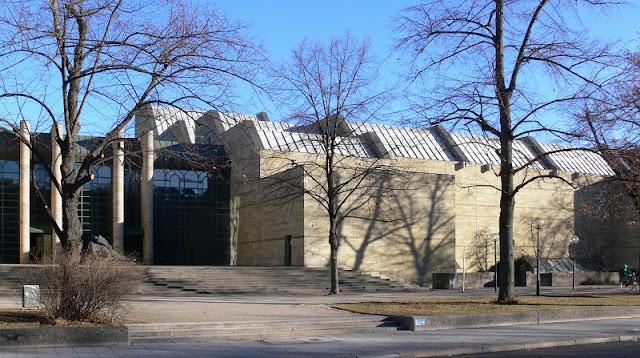 Nueue Pinakothek em Munique