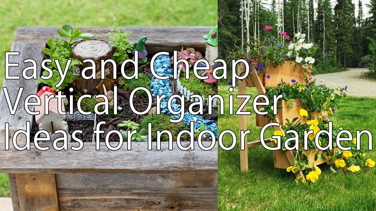 Marvelous DIY Vertical Organizer Ideas Using Repurposed Wood