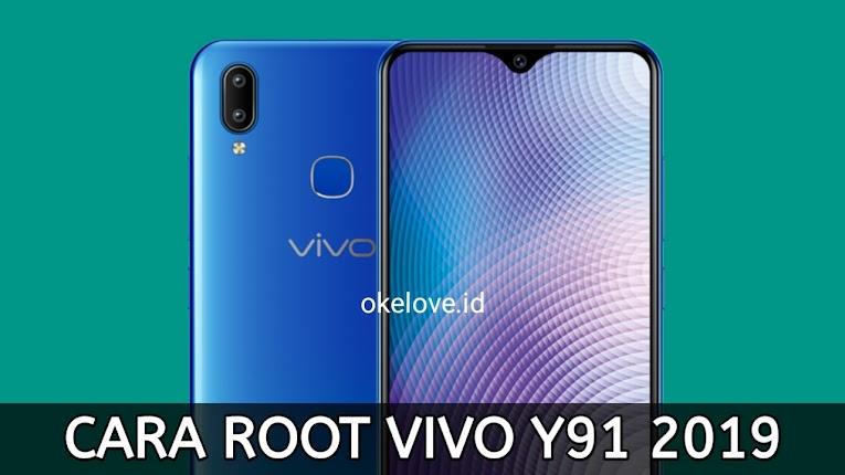 Cara Root Vivo Y91 2019 Tanpa PC