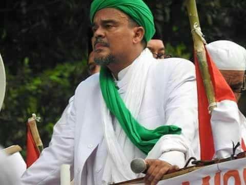 Habib Rizieq: Foto Polisi Saudi Tersebar di Indonesia, Kepolisian Saudi Marah