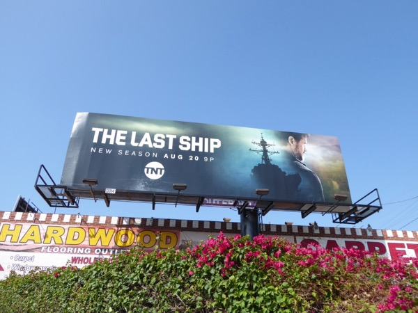 Last Ship season 4 billboard