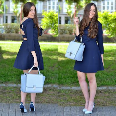 Zapatos para Vestido Azul 2017