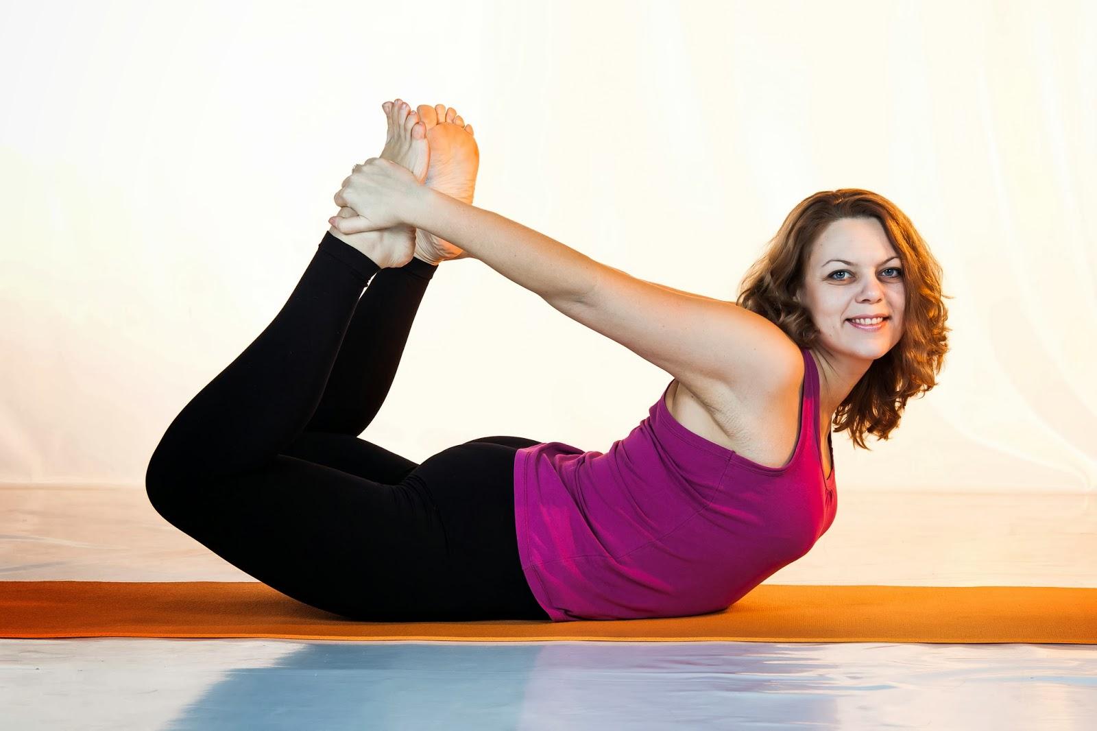 Похудеть с помощью йоги за неделю