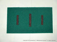Cushion Mat Line 40cm x 70cm