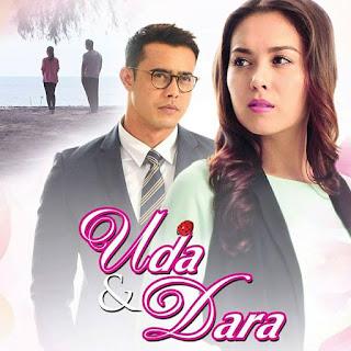 Drama Uda Dan Dara ada 65 Episod Penuh- Drama Adaptasi Novel Karya Aisya Sofea