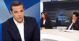 Ο Τσίπρας διαφωνεί ότι η Μακεδονία είναι μια και ελληνική