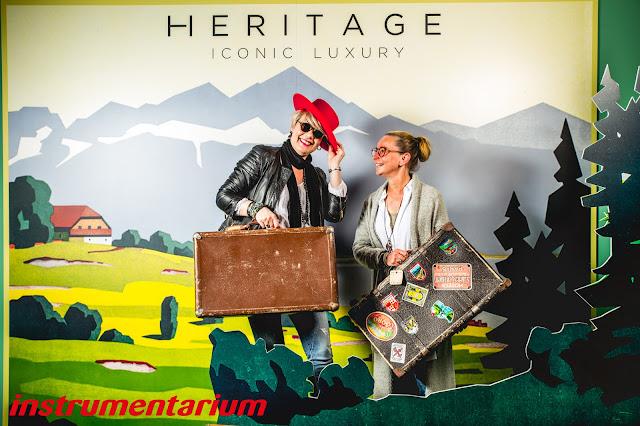 Instrumentarium, silmälasit, aurinkolasit, Heritagen Spectacles of time -mallisto,