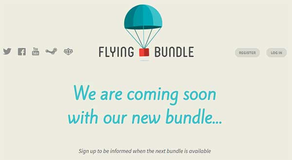 Flying Bundles: Sites Like Humble bundle: eAskme