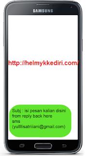 Mengirim pesan SMS lewat Gmail6