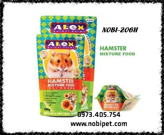 Bán Thức ăn sỉ lẻ cho chuột Hamster ship tận nơi