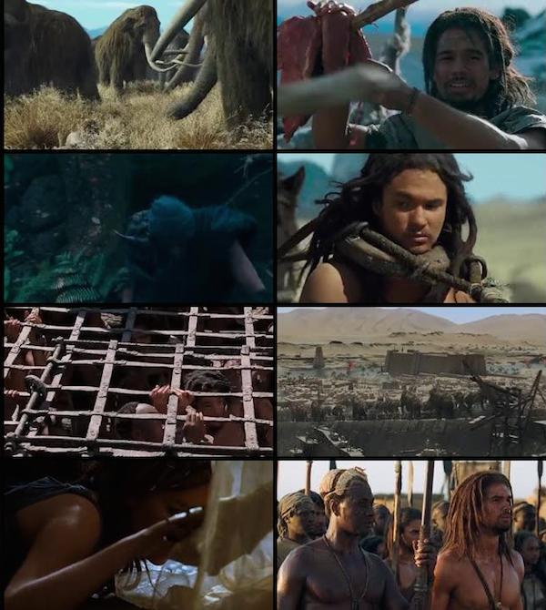 The Warriors Gate Full Movie Dual Audio: 10000 BC 2008 Dual Audio ORG Hindi 300MB BluRay 480p