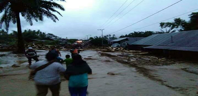 Jumlah Korban Bencana Banjir Bandang Kutacane Aceh Tenggara