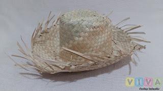 Locação Chapéu de Palha Decorativo Porto Alegre