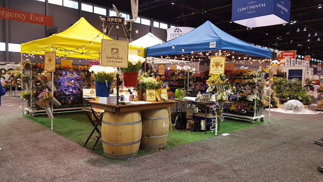 Sun Valley IFE Farmer's Market Display 2016